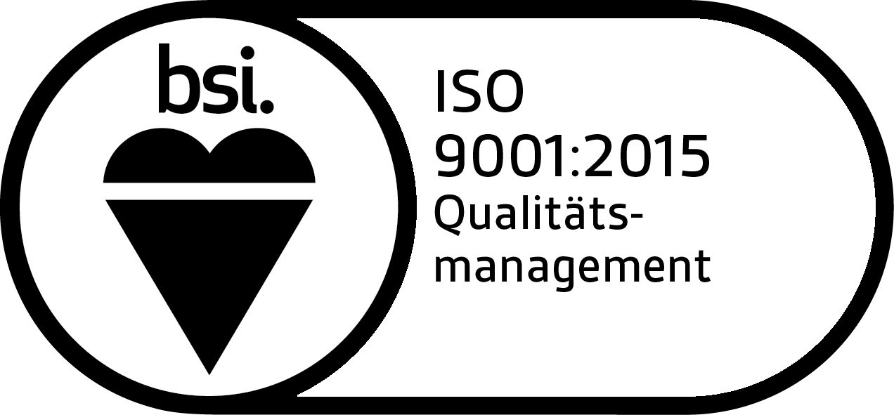 Black Keyline Iso 9001 2015